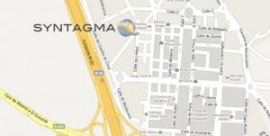 Syntagma: cómo llegar