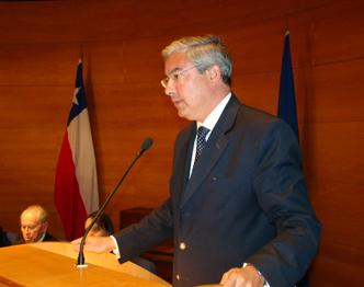 Conferencia sobre la dimensión social del derecho público en Argentina. Jaime Rodríguez -Arana, 5 de marzo.