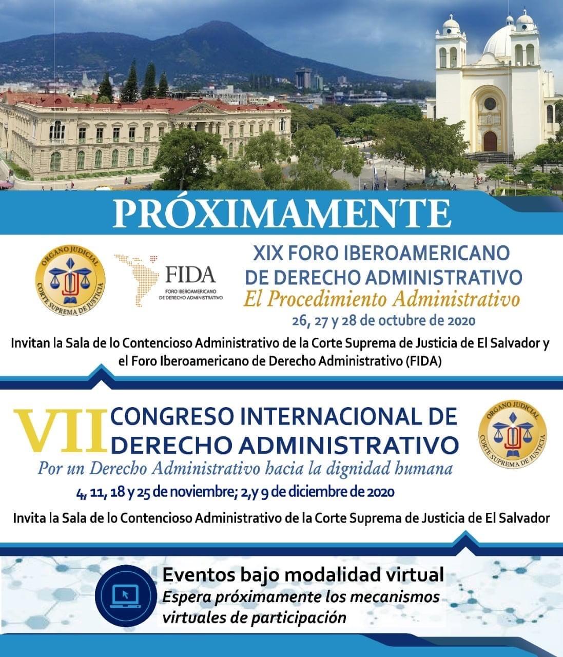 Conferencias del Foro & Congreso Iberoamericano de Derecho Administrativo